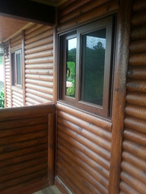 cabañas de madera baratas