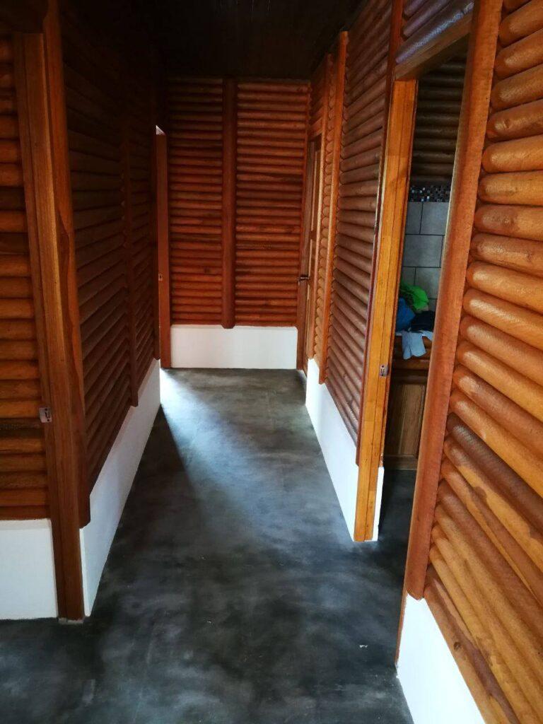 cabañas rusticas pequeñas interior